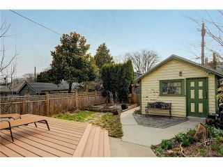 """Photo 18: 3590 W 23RD Avenue in Vancouver: Dunbar House for sale in """"DUNBAR"""" (Vancouver West)  : MLS®# V1052635"""