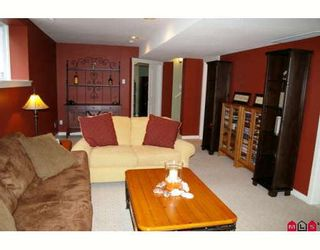 "Photo 8: 76 15288 36TH Avenue in Surrey: Morgan Creek Townhouse for sale in ""CAMBRIA"" (South Surrey White Rock)  : MLS®# F2816652"