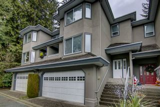 Photo 1: 45 2990 PANORAMA DRIVE in Coquitlam: Westwood Plateau Townhouse for sale : MLS®# R2026947