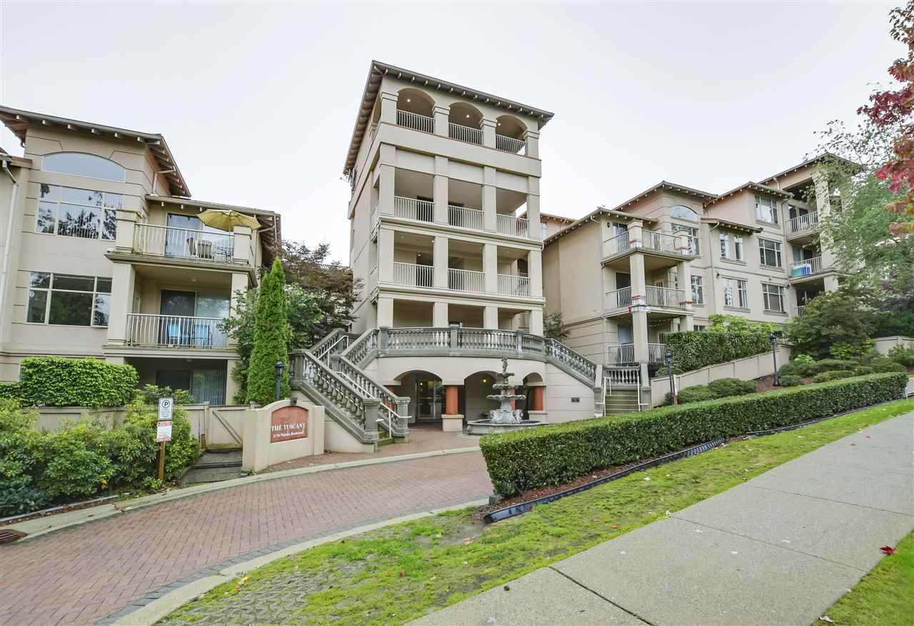 """Main Photo: 315 3176 PLATEAU Boulevard in Coquitlam: Westwood Plateau Condo for sale in """"THE TUSCANY"""" : MLS®# R2398138"""