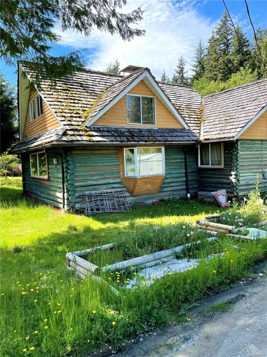 Main Photo: 4460 Byng Rd in : NI Port Hardy House for sale (North Island)  : MLS®# 876932