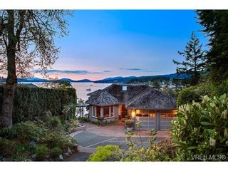 Photo 2: 740 Sea Dr in BRENTWOOD BAY: CS Brentwood Bay House for sale (Central Saanich)  : MLS®# 698950