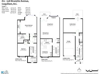 """Photo 26: 12 1318 BRUNETTE Avenue in Coquitlam: Maillardville Townhouse for sale in """"Place Pare"""" : MLS®# R2587903"""