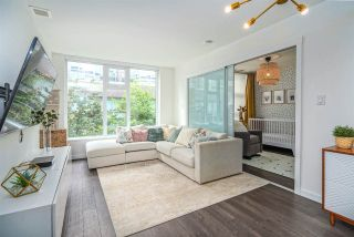 """Photo 2: 521 5598 ORMIDALE Street in Vancouver: Collingwood VE Condo for sale in """"WALL CENTER CENTRAL PARK"""" (Vancouver East)  : MLS®# R2495888"""