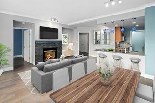 Photo 4: 715 21 Dallas Rd in : Vi James Bay Condo for sale (Victoria)  : MLS®# 875494