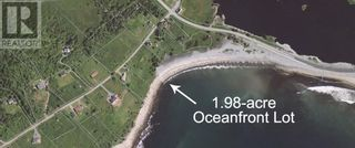 Photo 1: Lot Sand Beach Road in Western Head: Vacant Land for sale : MLS®# 202118518