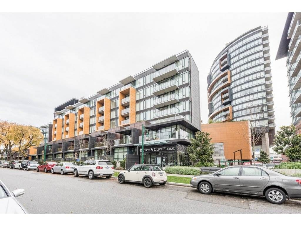 "Main Photo: 705 8488 CORNISH Street in Vancouver: S.W. Marine Condo for sale in ""CORNISH ESTATES"" (Vancouver West)  : MLS®# R2219070"