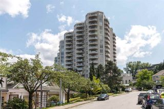 Photo 23: 1107 71 JAMIESON COURT in New Westminster: Fraserview NW Condo for sale : MLS®# R2475178