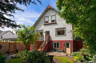 Photo 2: 2531 Prior St in : Vi Hillside Half Duplex for sale (Victoria)  : MLS®# 583017
