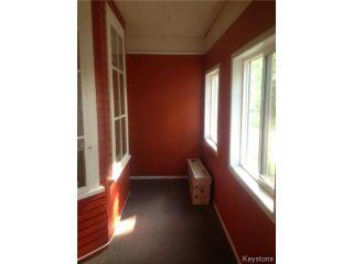 Photo 3: 371 Home Street in WINNIPEG: West End / Wolseley Residential for sale (West Winnipeg)  : MLS®# 1321837