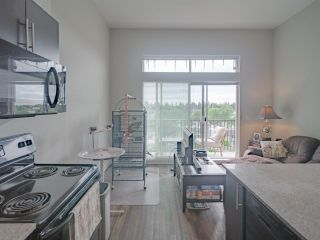 """Photo 7: 414 2565 CAMPBELL Avenue in Abbotsford: Central Abbotsford Condo for sale in """"Abacus"""" : MLS®# R2574491"""