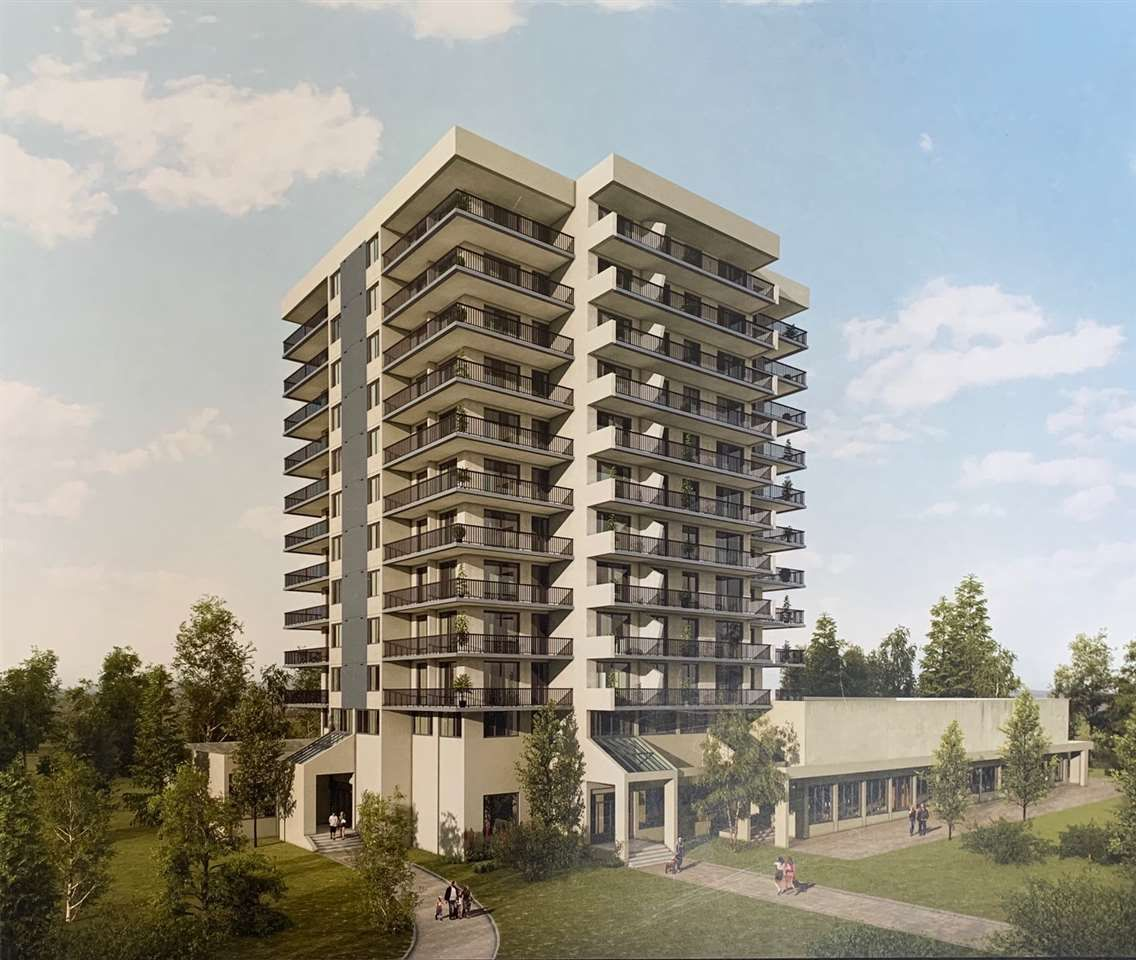 Main Photo: 804 150 E 15TH STREET in North Vancouver: Central Lonsdale Condo for sale : MLS®# R2465742