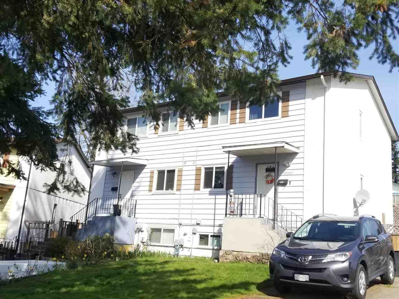 Main Photo: 32325 BRANT Avenue in Mission: Mission BC 1/2 Duplex for sale : MLS®# R2563803