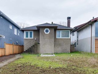 Photo 1: 2710 MCGILL Street in Vancouver: Hastings East House for sale (Vancouver East)  : MLS®# R2035003