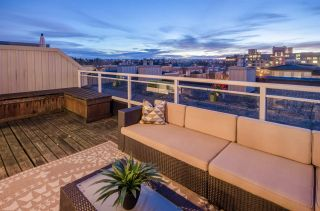 """Photo 16: 402 2768 CRANBERRY Drive in Vancouver: Kitsilano Condo for sale in """"Zydeco"""" (Vancouver West)  : MLS®# R2140838"""