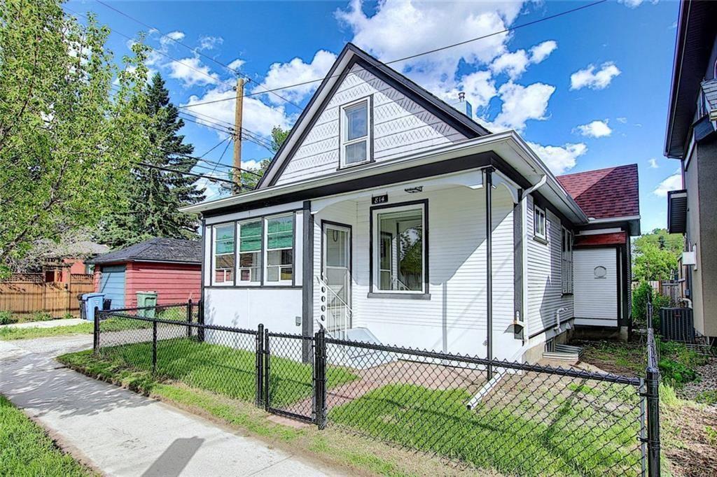 Main Photo: 814 20 Street SE in Calgary: Inglewood Detached for sale : MLS®# C4300436