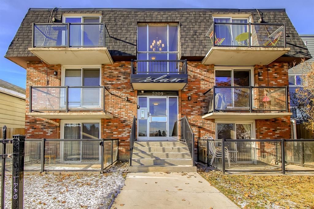 Main Photo: 303 2209 14 Street SW in Calgary: Bankview Apartment for sale : MLS®# A1048421