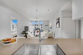 """Photo 4: 503 3263 PIERVIEW Crescent in Vancouver: South Marine Condo for sale in """"RHYTHM BY POLYGON"""" (Vancouver East)  : MLS®# R2558947"""