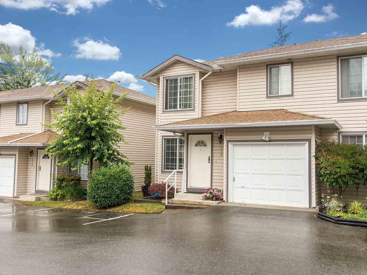 Main Photo: 116 9561 207 STREET in : Walnut Grove Townhouse for sale : MLS®# R2097433