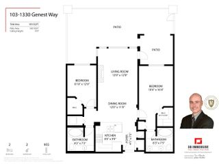 """Photo 31: 103 1330 GENEST Way in Coquitlam: Westwood Plateau Condo for sale in """"The Lanterns"""" : MLS®# R2620914"""
