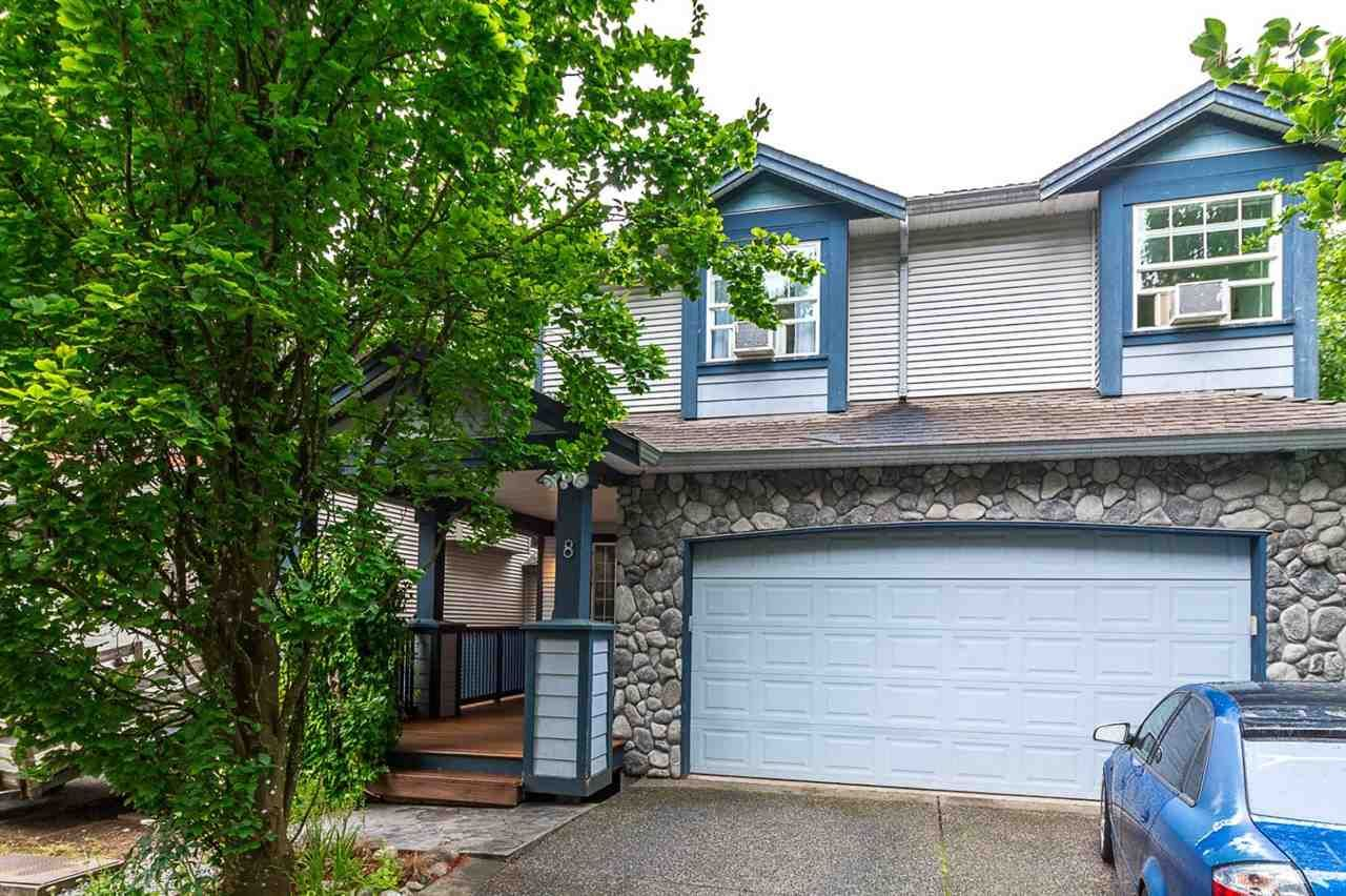 "Main Photo: 8 11495 COTTONWOOD Drive in Maple Ridge: Cottonwood MR House for sale in ""EASTBROOK GREEN"" : MLS®# R2314212"