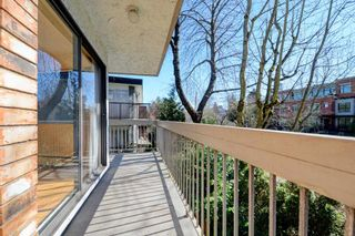 "Photo 4: 209 2080 MAPLE Street in Vancouver: Kitsilano Condo for sale in ""Maple Manor"" (Vancouver West)  : MLS®# R2350057"