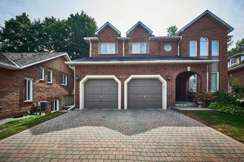 Main Photo: 985 Grafton Court in Pickering: Liverpool House (2-Storey) for sale : MLS®# E5173647