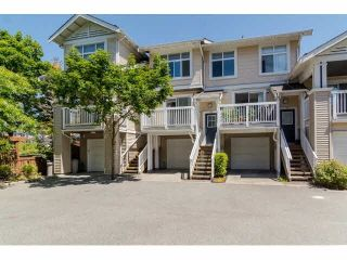 Photo 1: #50 7179 201 ST in Langley: Willoughby Heights Townhouse for sale : MLS®# F1445781