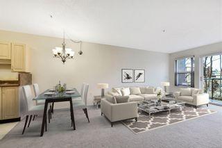 Photo 1: 210 1485 Garnet Rd in : SE Cedar Hill Condo for sale (Saanich East)  : MLS®# 871220