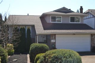 Photo 1: 455 CARIBOO Crescent in Coquitlam: Coquitlam East House for sale : MLS®# R2566684