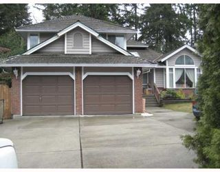 Photo 1: 1938 ARROYO Court in North_Vancouver: Blueridge NV House for sale (North Vancouver)  : MLS®# V754139