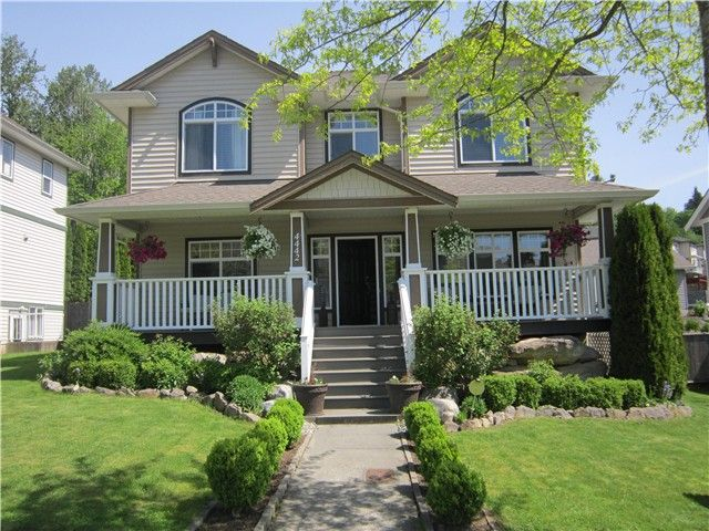 """Main Photo: 4442 BLAUSON Boulevard in Abbotsford: Abbotsford East House for sale in """"AUGUSTON"""" : MLS®# F1412052"""