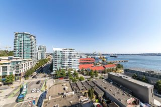 """Photo 5: 1007 118 CARRIE CATES Court in North Vancouver: Lower Lonsdale Condo for sale in """"Promenade"""" : MLS®# R2619881"""