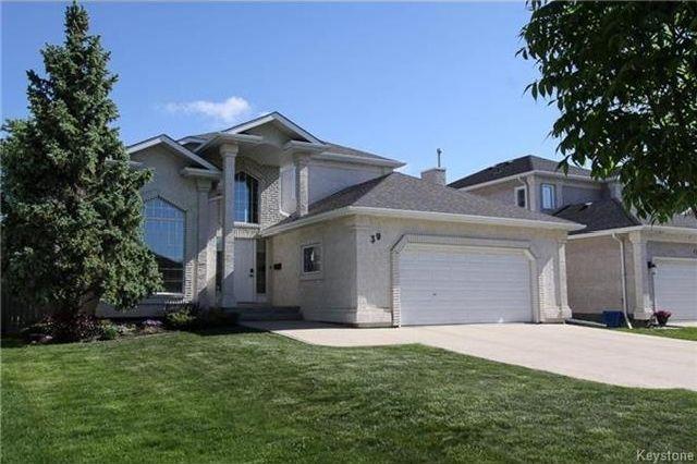 Main Photo: 39 Duncan Norrie Drive in Winnipeg: Linden Woods Residential for sale (1M)  : MLS®# 1721946