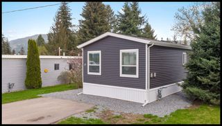 Photo 1: 37 3350 Northeast 10 Avenue in Salmon Arm: EVERGREEN MHP House for sale (NE Salmon Arm)  : MLS®# 10181497