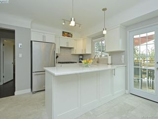 Photo 2: 593 Agnes St in VICTORIA: SW Glanford Half Duplex for sale (Saanich West)  : MLS®# 809610