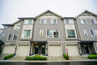 "Photo 1: 10 19913 70 Avenue in Langley: Willoughby Heights Townhouse for sale in ""The Brooks"" : MLS®# R2241267"