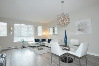 "Photo 2: 119 1480 SOUTHVIEW Street in Coquitlam: Burke Mountain Townhouse for sale in ""CEDAR CREEK NORTH"" : MLS®# R2265531"
