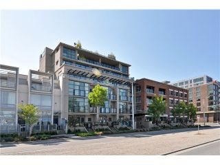 """Photo 5: 404 388 W 1ST Avenue in Vancouver: False Creek Condo for sale in """"THE EXCHANGE"""" (Vancouver West)  : MLS®# V1028659"""