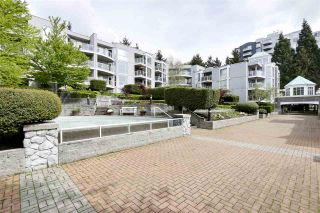 """Photo 13: 210 8430 JELLICOE Street in Vancouver: South Marine Condo for sale in """"BOARDWALK"""" (Vancouver East)  : MLS®# R2453487"""