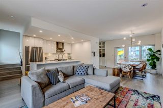 """Photo 2: 44 3595 SALAL Drive in North Vancouver: Roche Point Townhouse for sale in """"SEYMOUR VILLAGE"""" : MLS®# R2555910"""