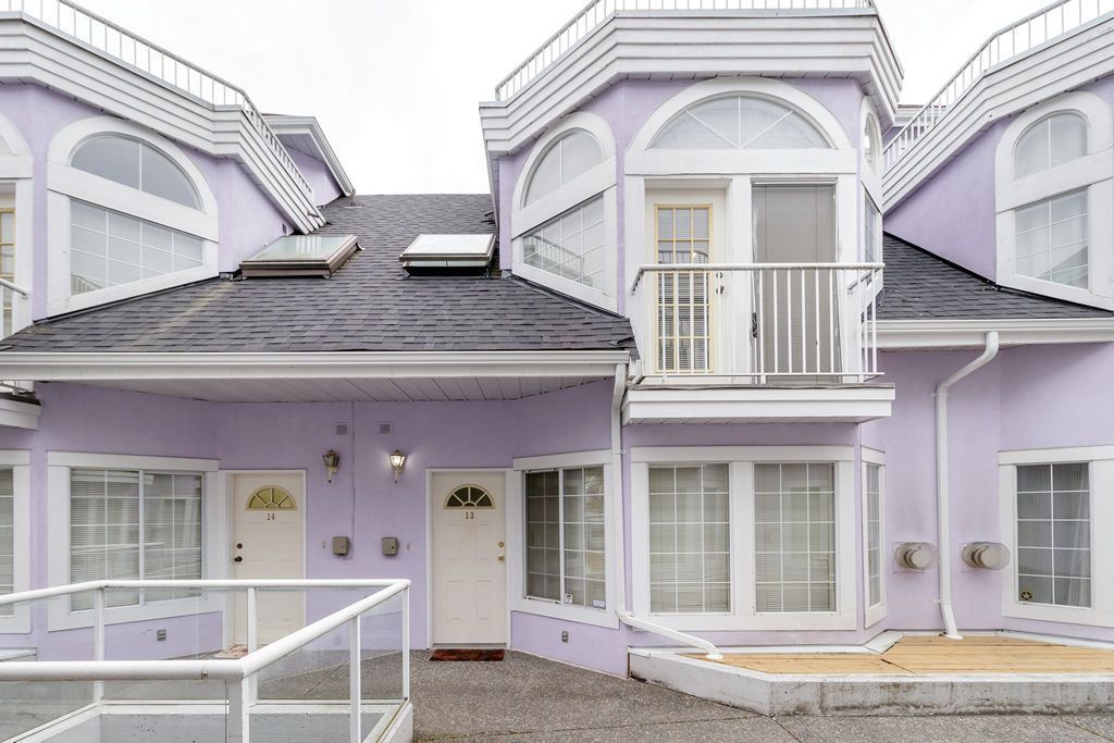 """Main Photo: 13 8711 JONES Road in Richmond: Brighouse South Townhouse for sale in """"CARLTON COURT"""" : MLS®# R2539471"""