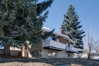Photo 2: 10803 5 Street SW in Calgary: Southwood Semi Detached for sale : MLS®# A1129054