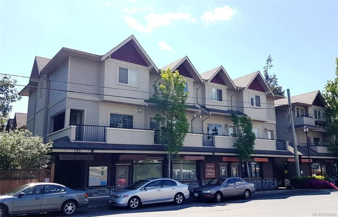 Photo 1: Photos: 205 785 Station Ave in Langford: La Langford Proper Row/Townhouse for sale : MLS®# 839939