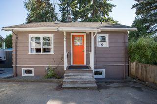 Photo 1: 803 LOUGHEED Highway in Coquitlam: Coquitlam West House for sale : MLS®# R2545507