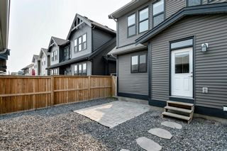 Photo 41: 134 Cooperswood Place SW: Airdrie Semi Detached for sale : MLS®# A1129880