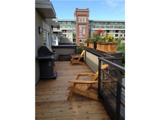 "Photo 8: 412 2181 W 12TH Avenue in Vancouver: Kitsilano Condo for sale in ""CARLINGS"" (Vancouver West)  : MLS®# V966699"