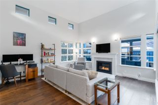 "Photo 9: 403 3788 W 8TH Avenue in Vancouver: Point Grey Condo for sale in ""LA MIRADA"" (Vancouver West)  : MLS®# R2536801"