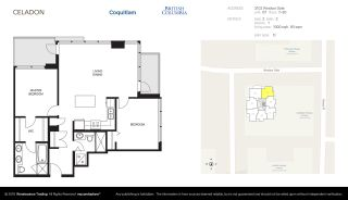 """Photo 38: 707 3102 WINDSOR Gate in Coquitlam: New Horizons Condo for sale in """"Celadon by Polygon"""" : MLS®# R2569085"""