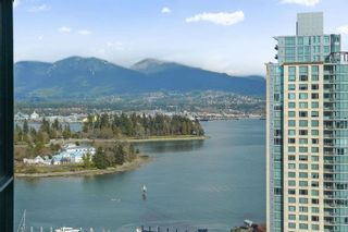 """Photo 2: 2204 555 JERVIS Street in Vancouver: Coal Harbour Condo for sale in """"Harbourside Park"""" (Vancouver West)  : MLS®# R2544198"""